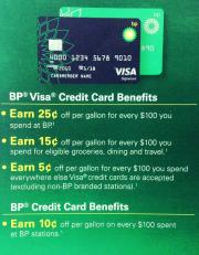 BP REWARDS PROGRAM